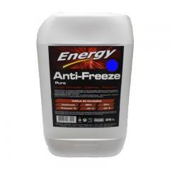 Anticongelante ENERGY 50% AZUL 25L