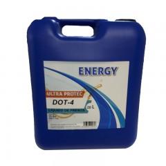 Óleo de travões ENERGY Ultra Protec DOT4 ABS 20L