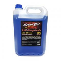 Anticongelante ENERGY 20% AZUL 5L