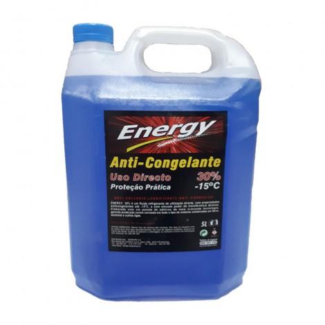 ANTIGONGELANTE ENERGY 30% AZUL 5L