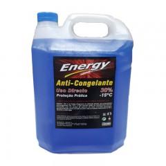 Anticongelante ENERGY 50% AZUL 5L
