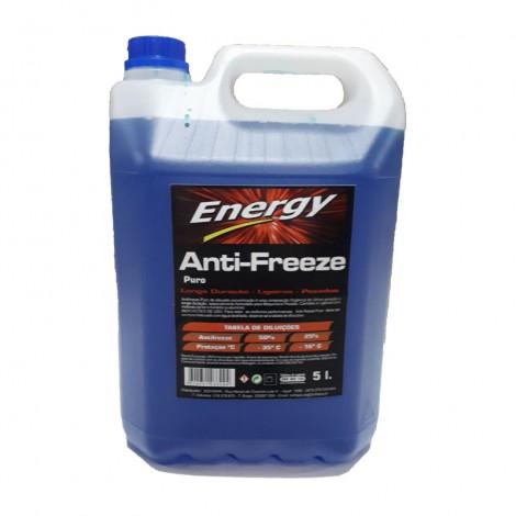 ANTICONGELANTE ENERGY PURO AZUL 5L