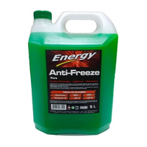 ANTICONGELANTE ENERGY PURO VERDE 5L