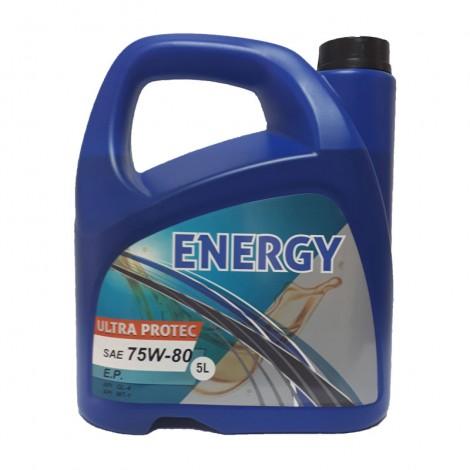 Óleo Transmissão ENERGY Ultra Protec Multigrado E.P. 75W80 5L