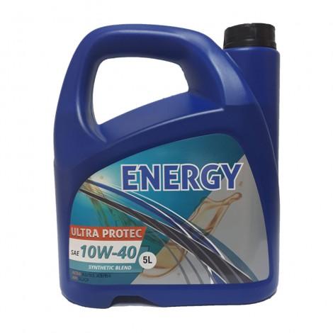 Óleo Motor ENERGY Ultra Protec 10W40 5L
