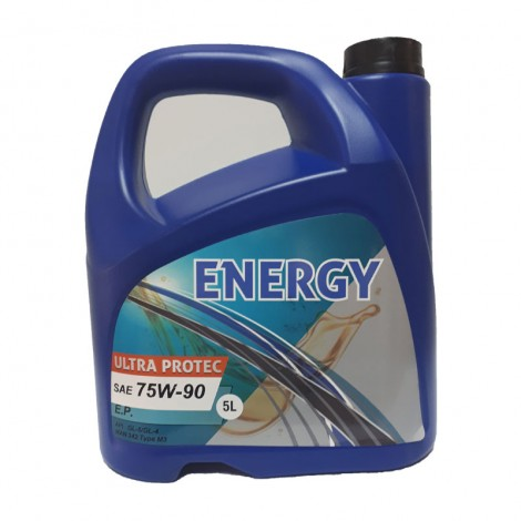 Óleo Transmissão ENERGY Ultra Protec Multigrado E.P. 75W90 5L
