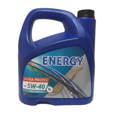Óleo Motor ENERGY Ultra Protect 100% Sintético 5W40 505.01 5L