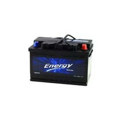 Bateria ENERGY Regular 12V DT 278x175x175 D