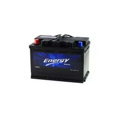 Bateria ENERGY Regular 12V ES 278x175x190 D