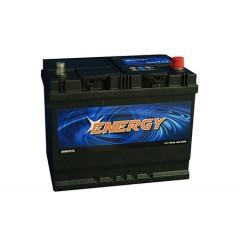 Bateria ENERGY Regular 12V DT 272x175x225 D