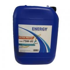 Óleo Transmissão ENERGY Ultra Protec Multigrado E.P 75W80 20L