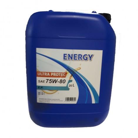 ENERGY U.P. MULTIGRADO E.P 75W80 20L