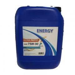 Óleo Transmissões ENERGY Ultra Protec Multigrado E.P 75W90 20L